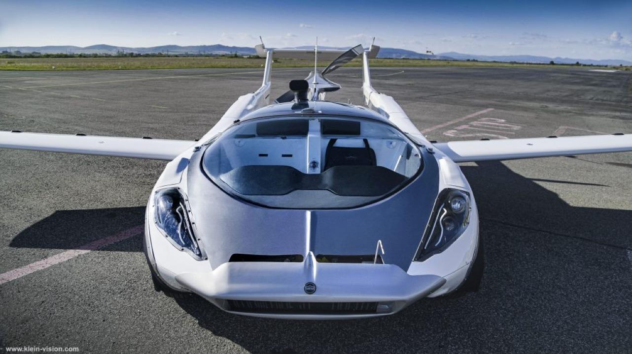Así es el coche volador que busca inaugurar una nueva era