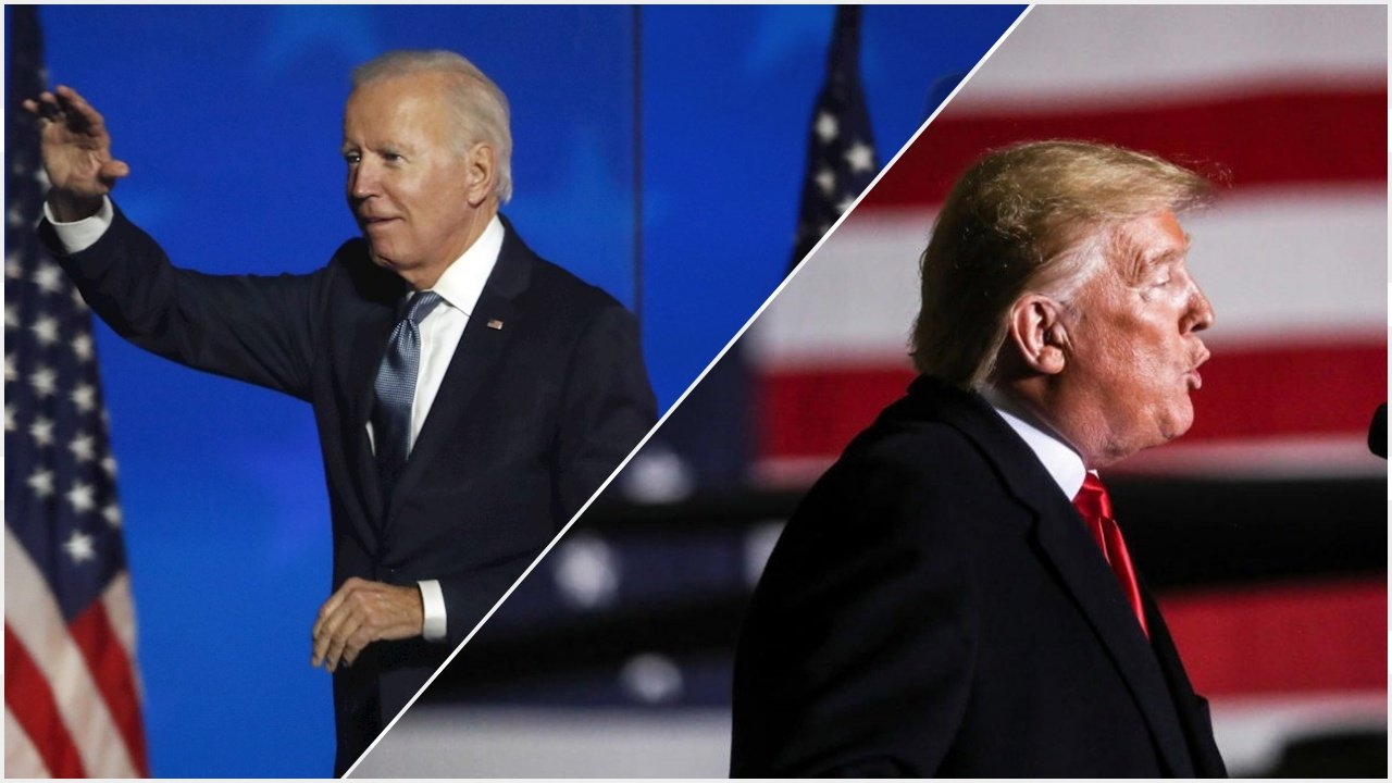 Donald Trump da luz verde a la transferencia de poder a Joe Biden