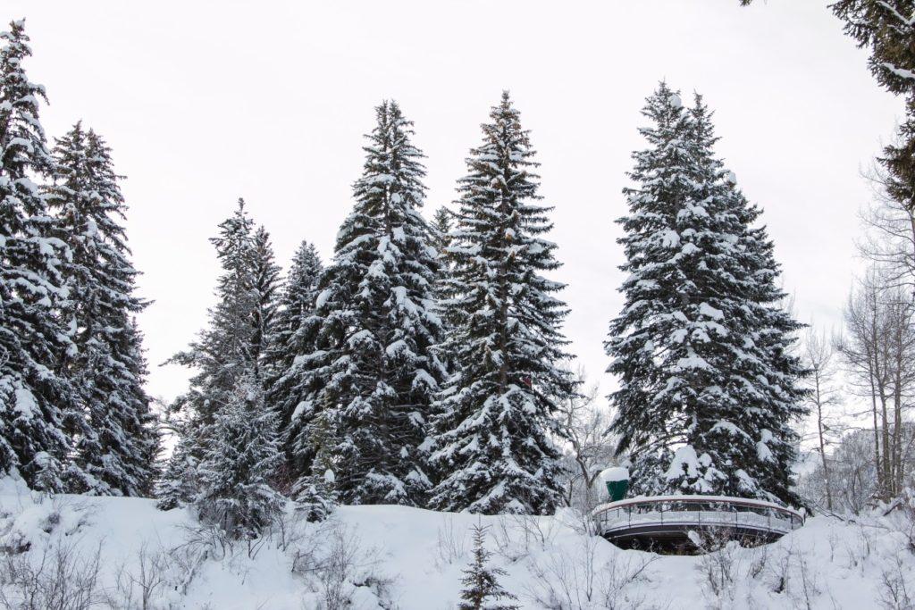destinos invernales Estados Unidos