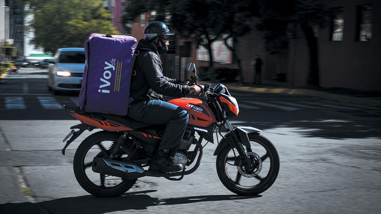 iVoy quiere mover paquetes en más ciudades de México; invertirá entre 5 y 10 mdd