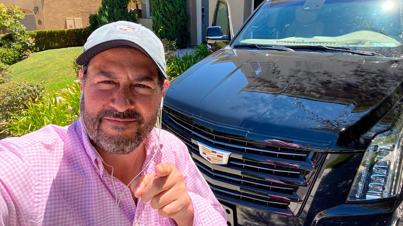 Cadillac y yo: el balance perfecto entre arte y tecnología