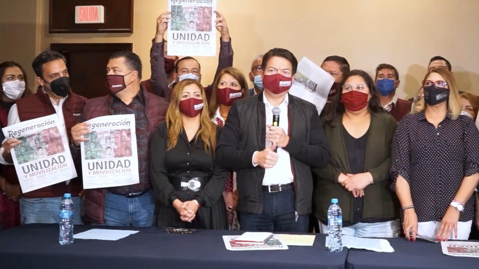 Candidatura de Morena en Nuevo León sigue pendiente… y podría ser un hombre