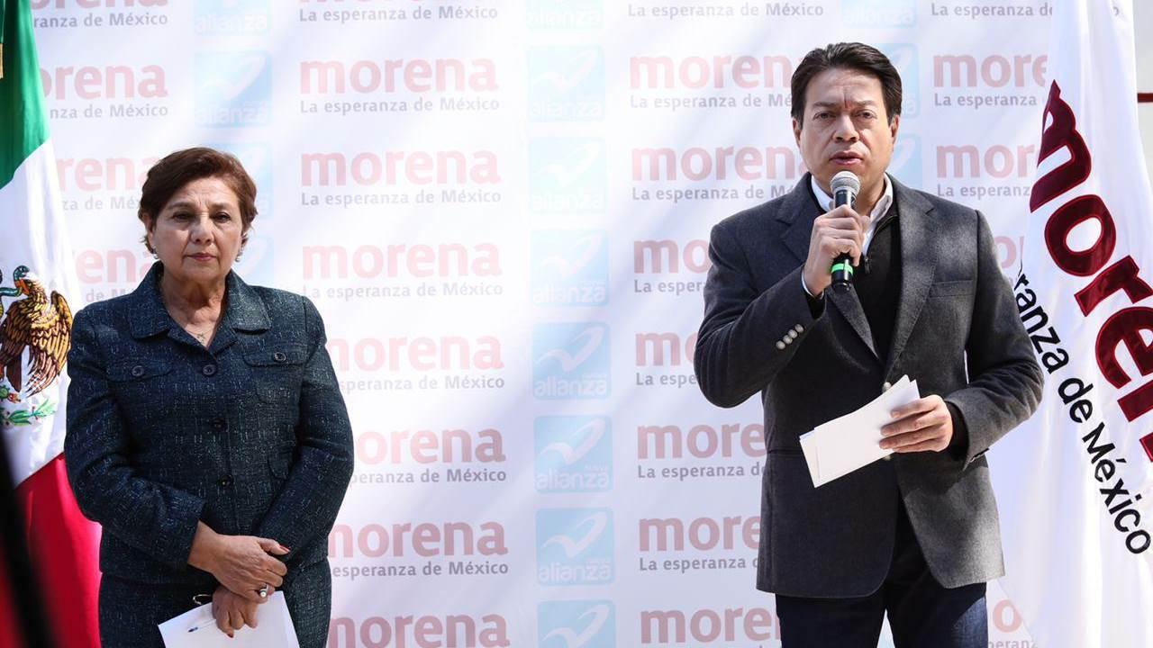 Morena armará coalición con lo que queda de Nueva Alianza