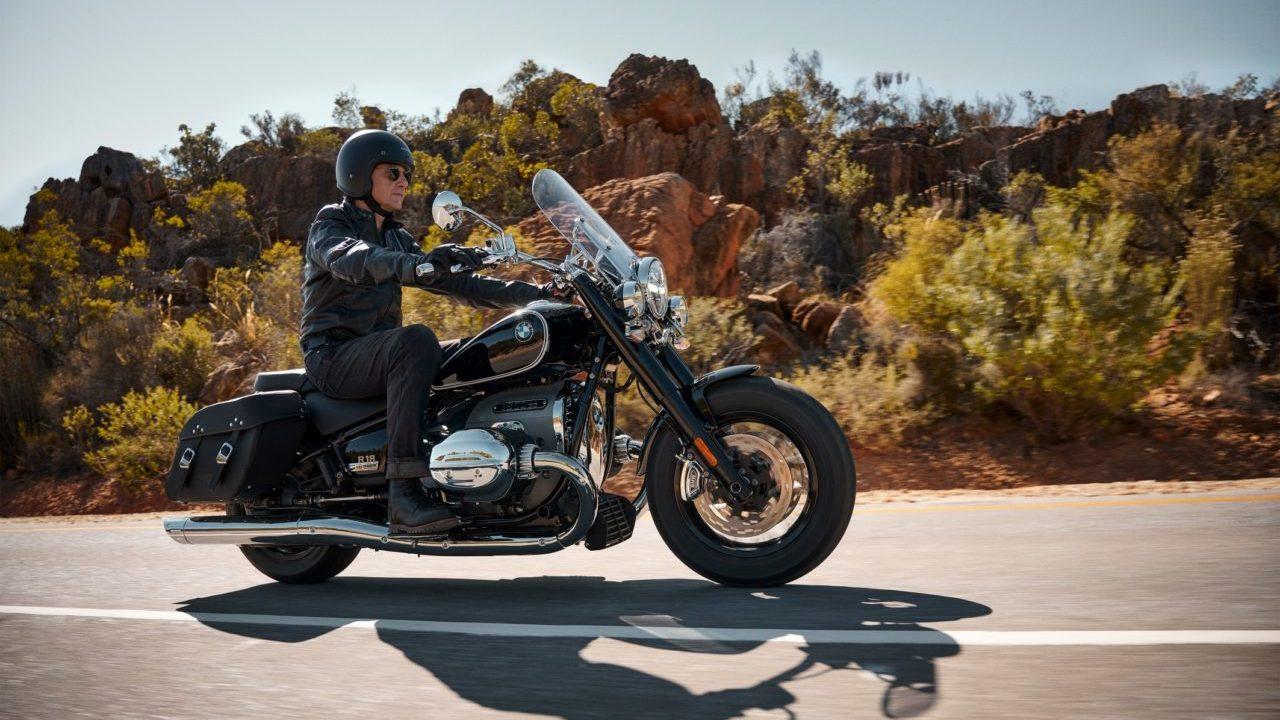 BMW presenta su segunda motocicleta 'Cruiser' de aspecto nostálgico