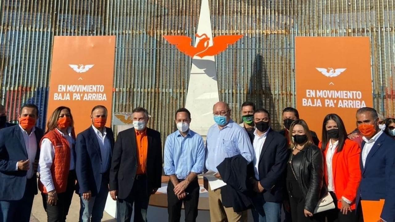 Movimiento Ciudadano postula a Alejandro Mungaray para gobernador de BC