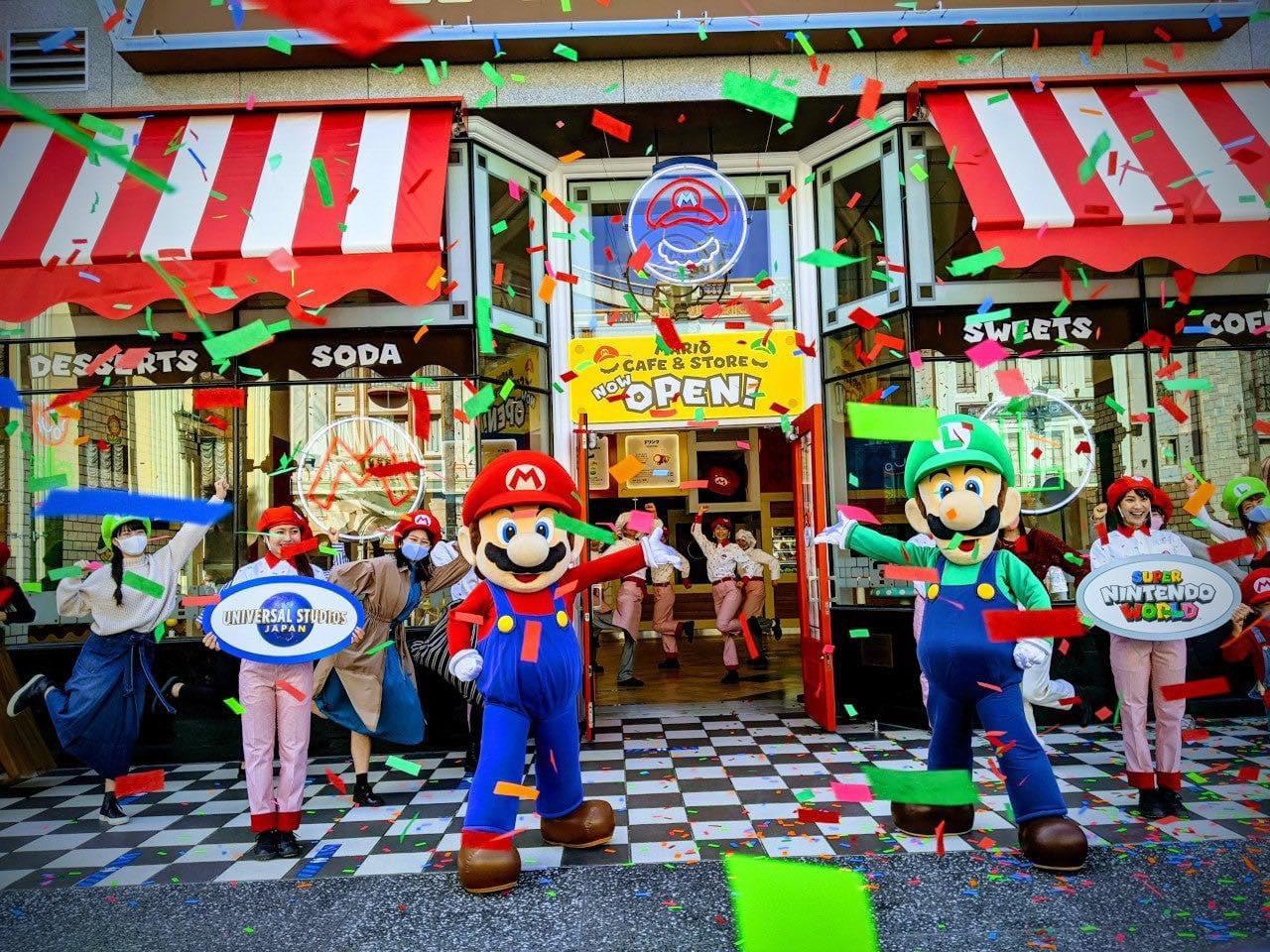 Universal Studios de Japón abrirá zona de Super Nintendo en febrero