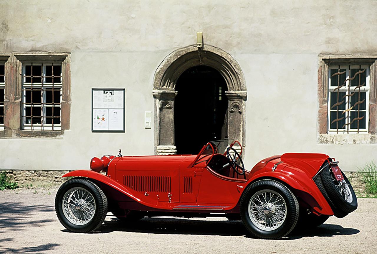 Lujo y diseño: 110 años de Alfa Romeo