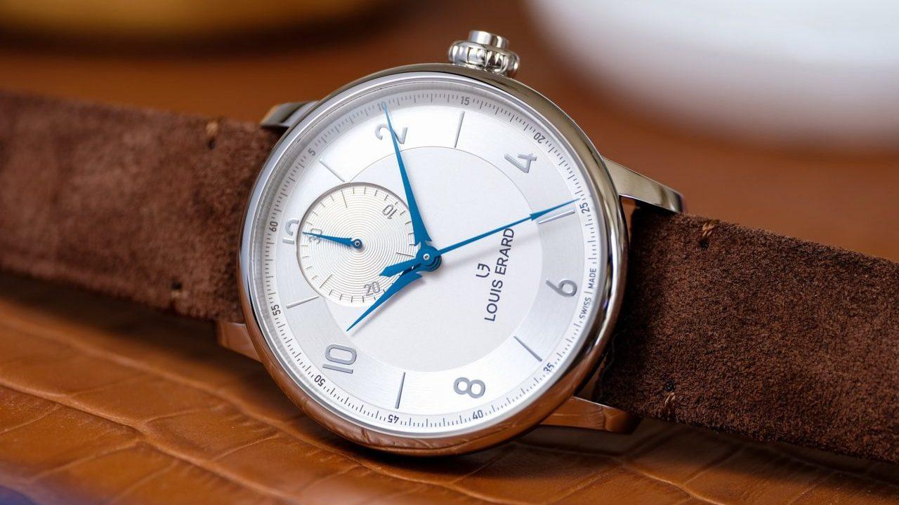 La reinvención de los códigos de estética contemporánea en un reloj clásico