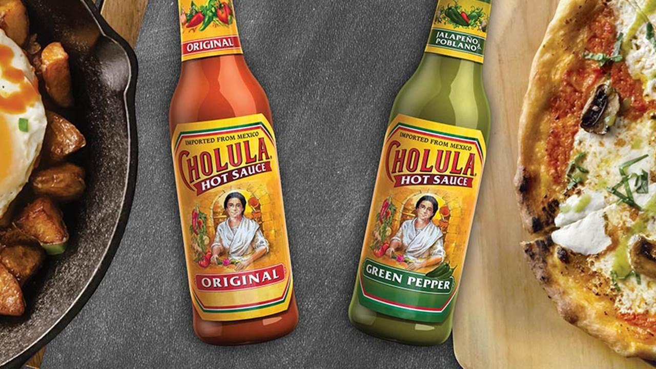 McCormick adquiere salsas Cholula para ampliar su menú