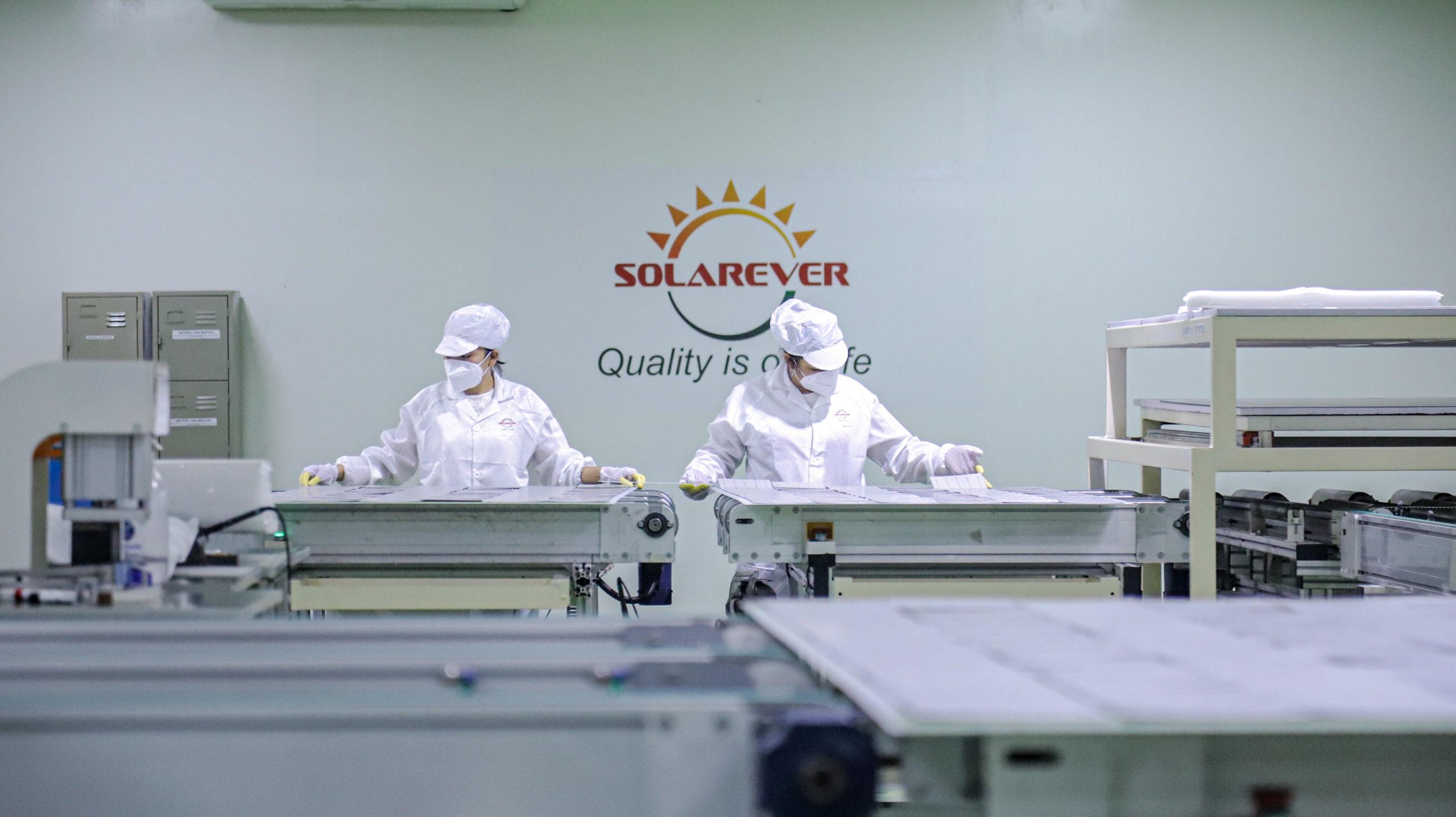 Solarever abre planta en Colima con 20 millones de dólares de capital chino