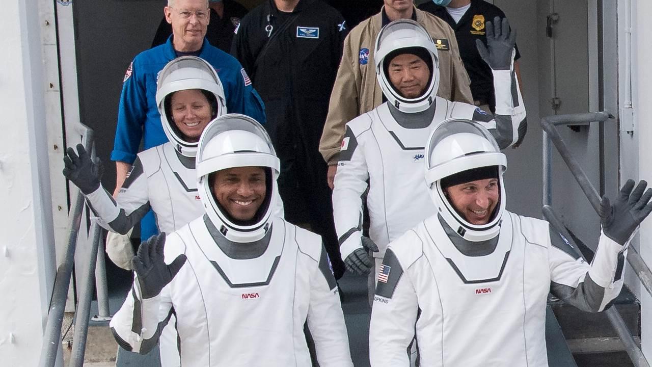 SpaceX y NASA, listas para su primera misión tripulada hacia la Estación Espacial