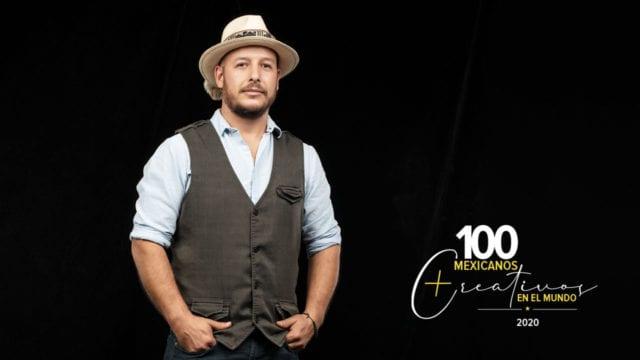 Chisko Francisco Javier Mojica 100 Mexicanos más creativos