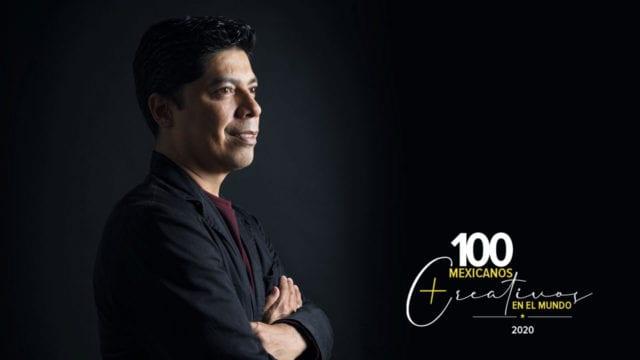 Dario Castillejos 100 Mexicanos más creativos