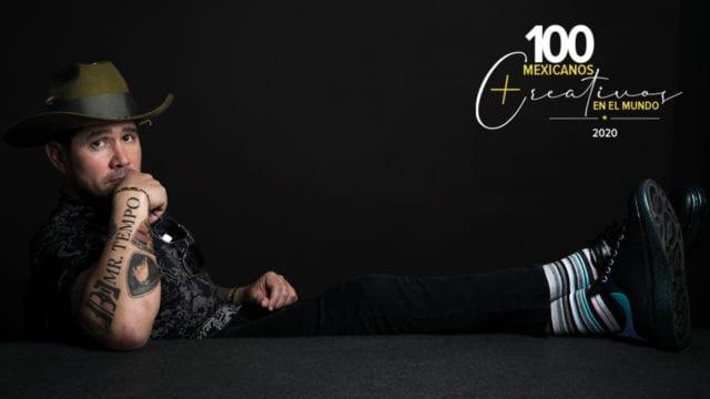 Jorge Cueva Mr Tempo 100 Mexicanos más creativos