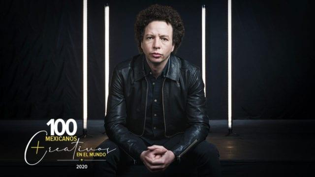 Michel Franco Thalia 100 Mexicanos más creativos