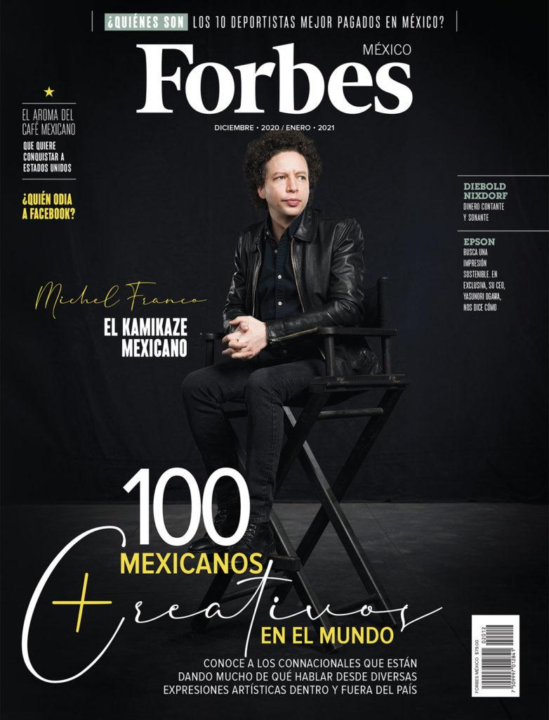 PORTADA FORBES MÉXICO DICIEMBRE 2020