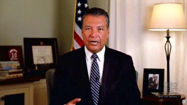 Senador Alex Padilla
