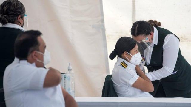 Vacunación Mexico