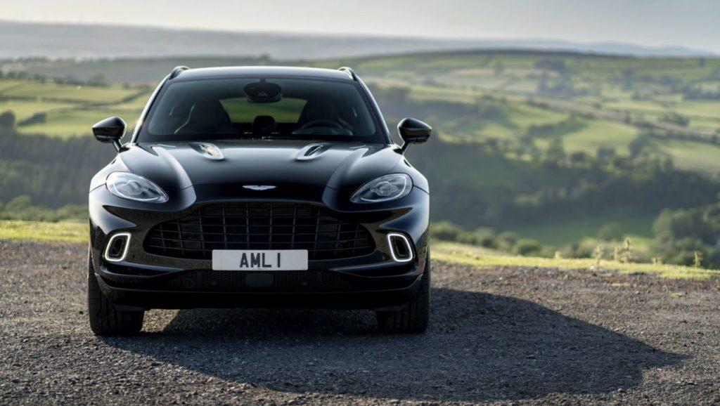 Aston Martin SUV autos  deportivos vehículo