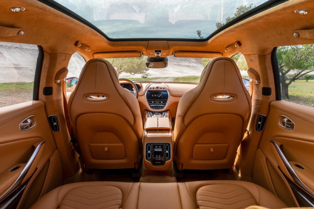 Aston Martin DBX autos deportivos vehículo