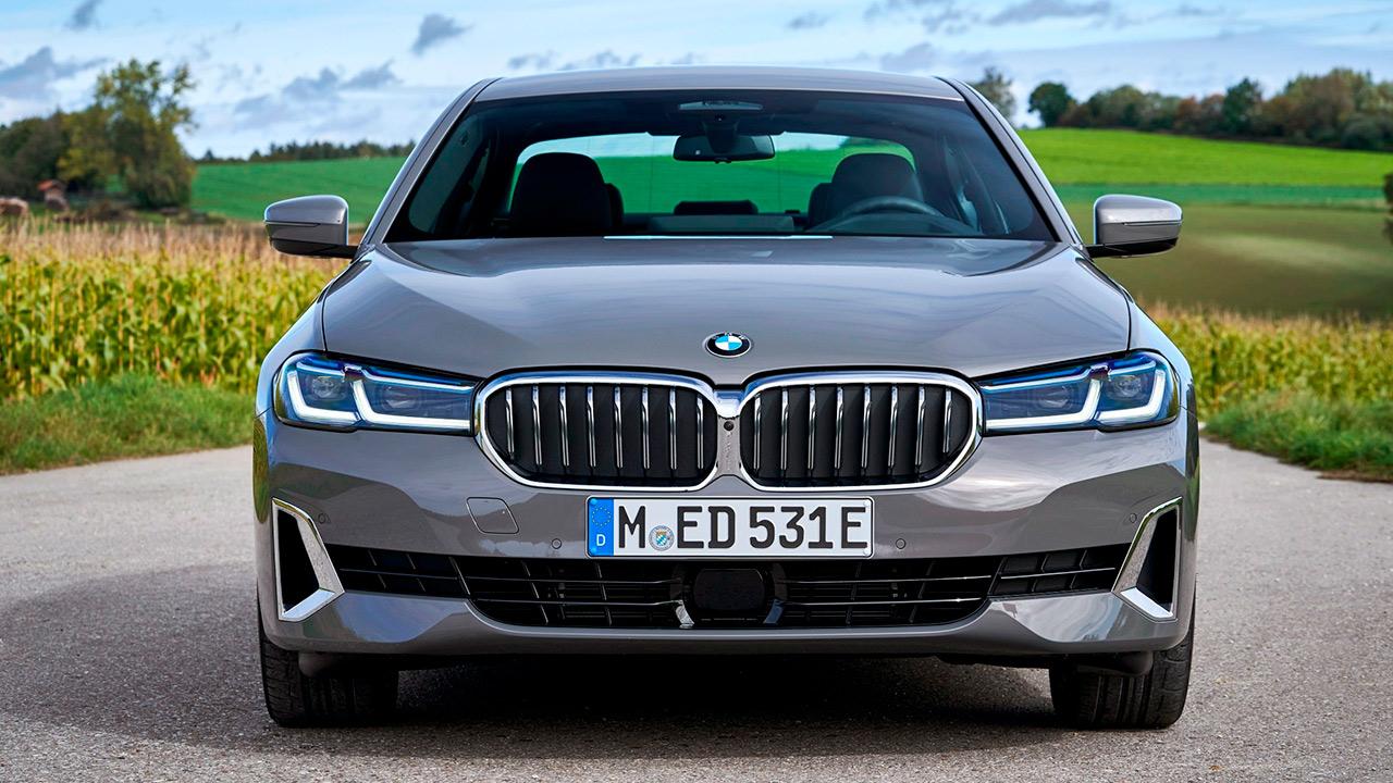 BMW Serie 5 Sedán, ingeniería para un lujo contemporáneo