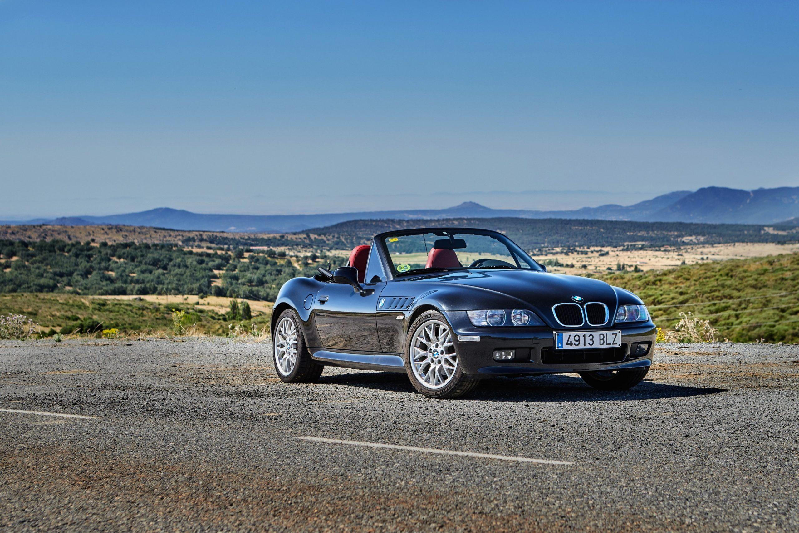 BMW Z3, el roadster clásico de James Bond cumple 25 años