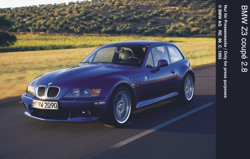 BMW Z3 auto