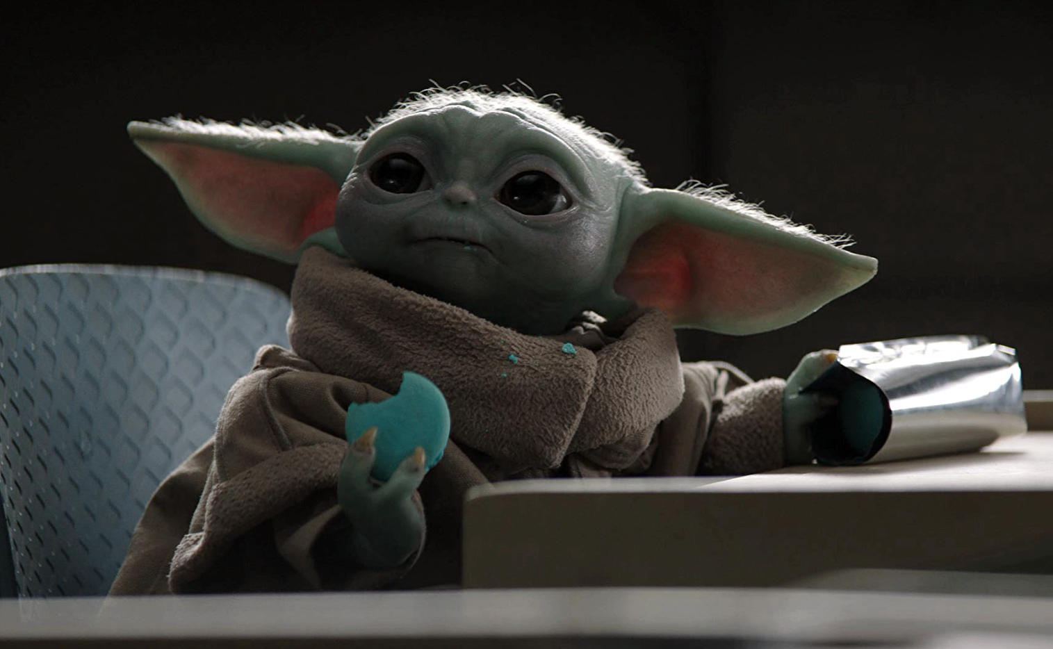 Google introduce a Baby Yoda en realidad aumentada y te decimos cómo verlo