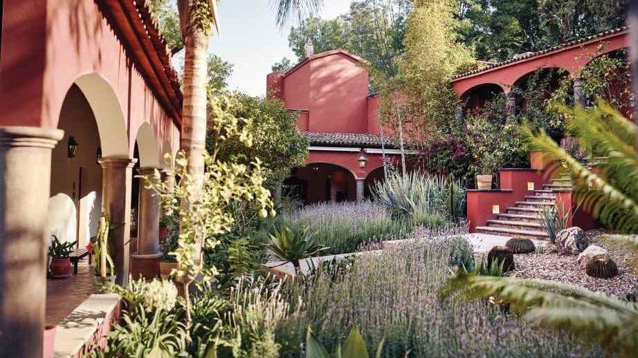 Belmond Casa de Sierra Nevada, lujo entrañable en San Miguel de Allende