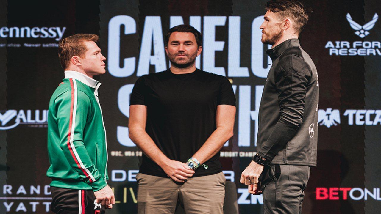 """""""Canelo"""" reaparece en una de las peleas más esperadas del año"""