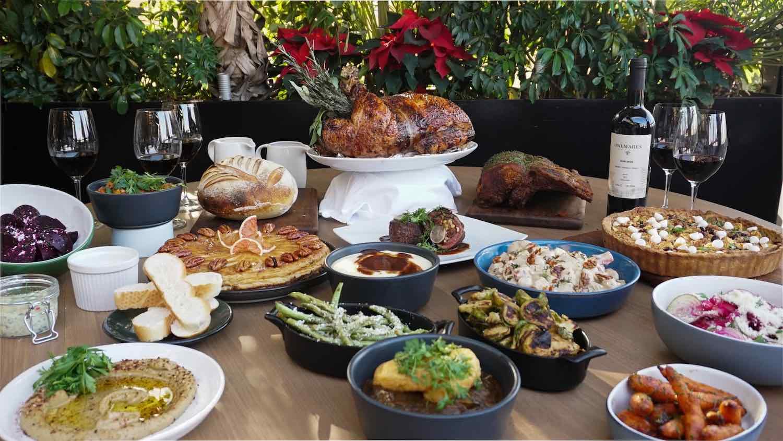 Los mejores menús de cenas de Navidad directo a la comodidad de tu hogar
