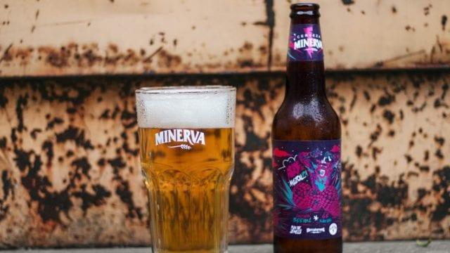 Cerveza Cyberpunk 2077
