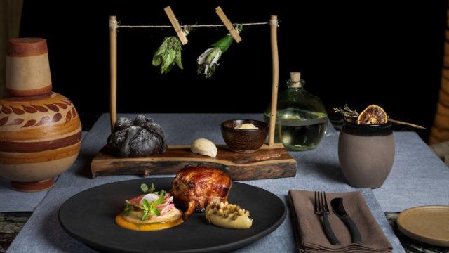 Conrad punta de Mita Riviera Nayarit gastronomía