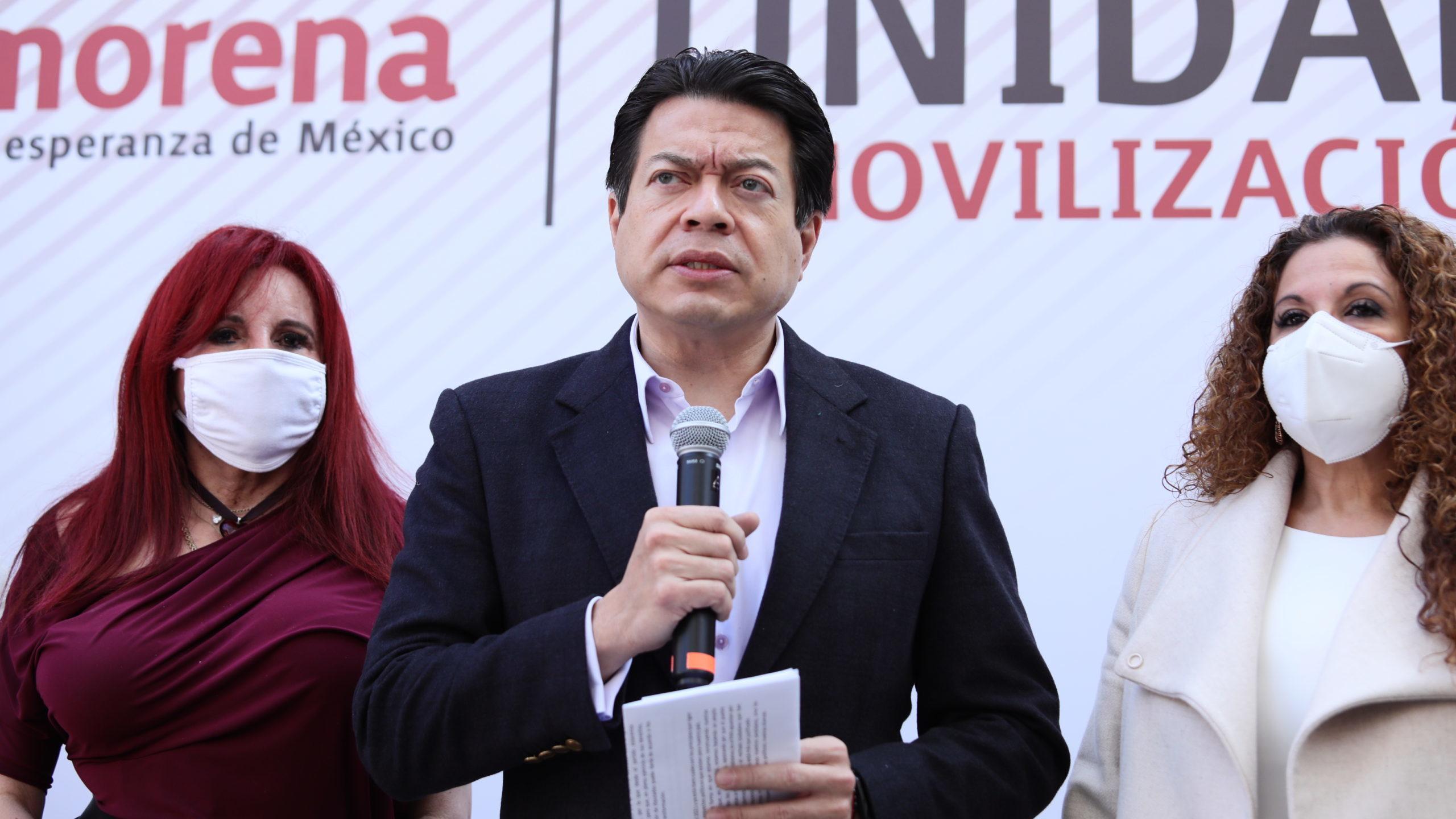 Morena 'desobedecerá' encuestas para alcanzar paridad de género en candidaturas