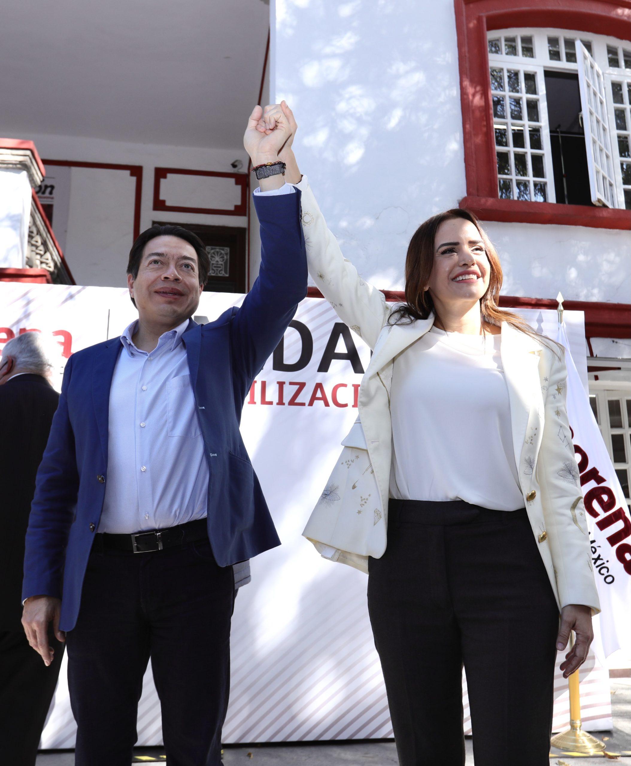 Clara Luz será la candidata de Morena en Nuevo León para 2021