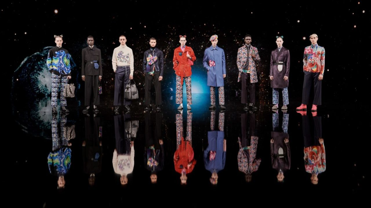 Dior fusiona mundos disímbolos en su nueva colección para hombre