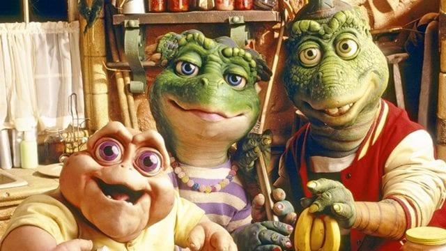 Dinosaurios Disney+