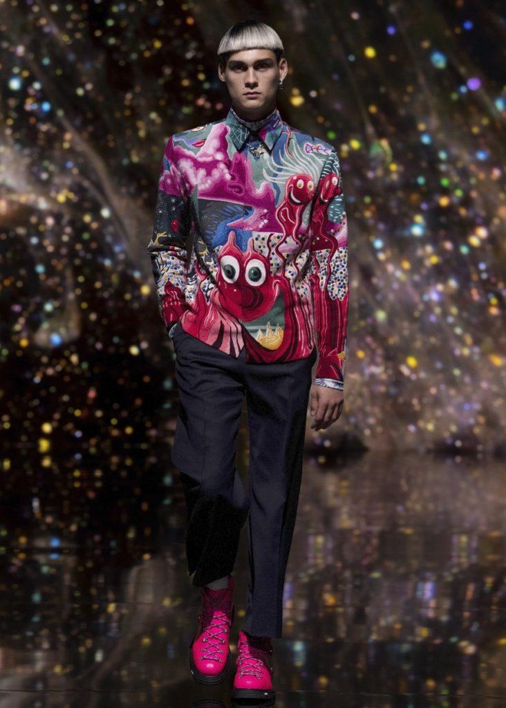 Dior colección hombre