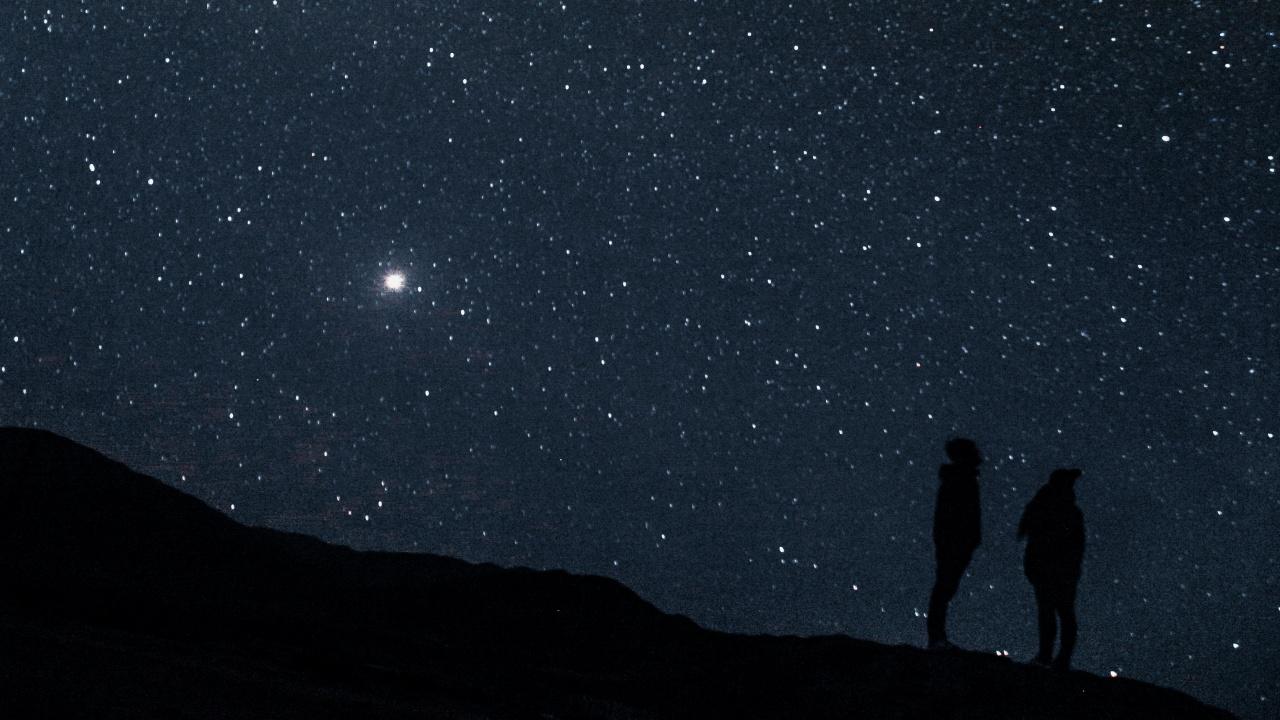 La conjunción de Júpiter y Saturno: Hoy en su máximo esplendor