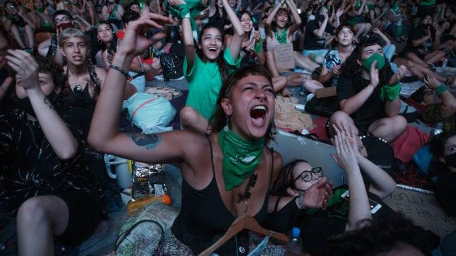 Abortion Argentina Aborto ley