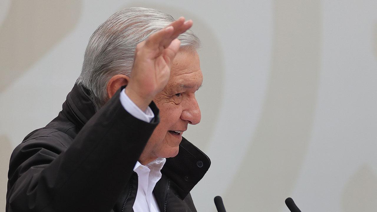 AMLO Presidente Andrés Manuel Lopez Obrador
