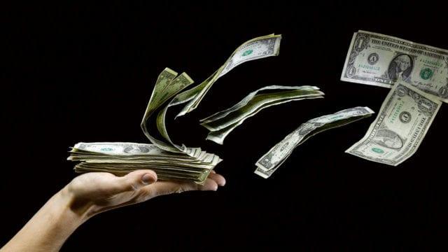 Dolar Dólares Moneda Economía Divisas