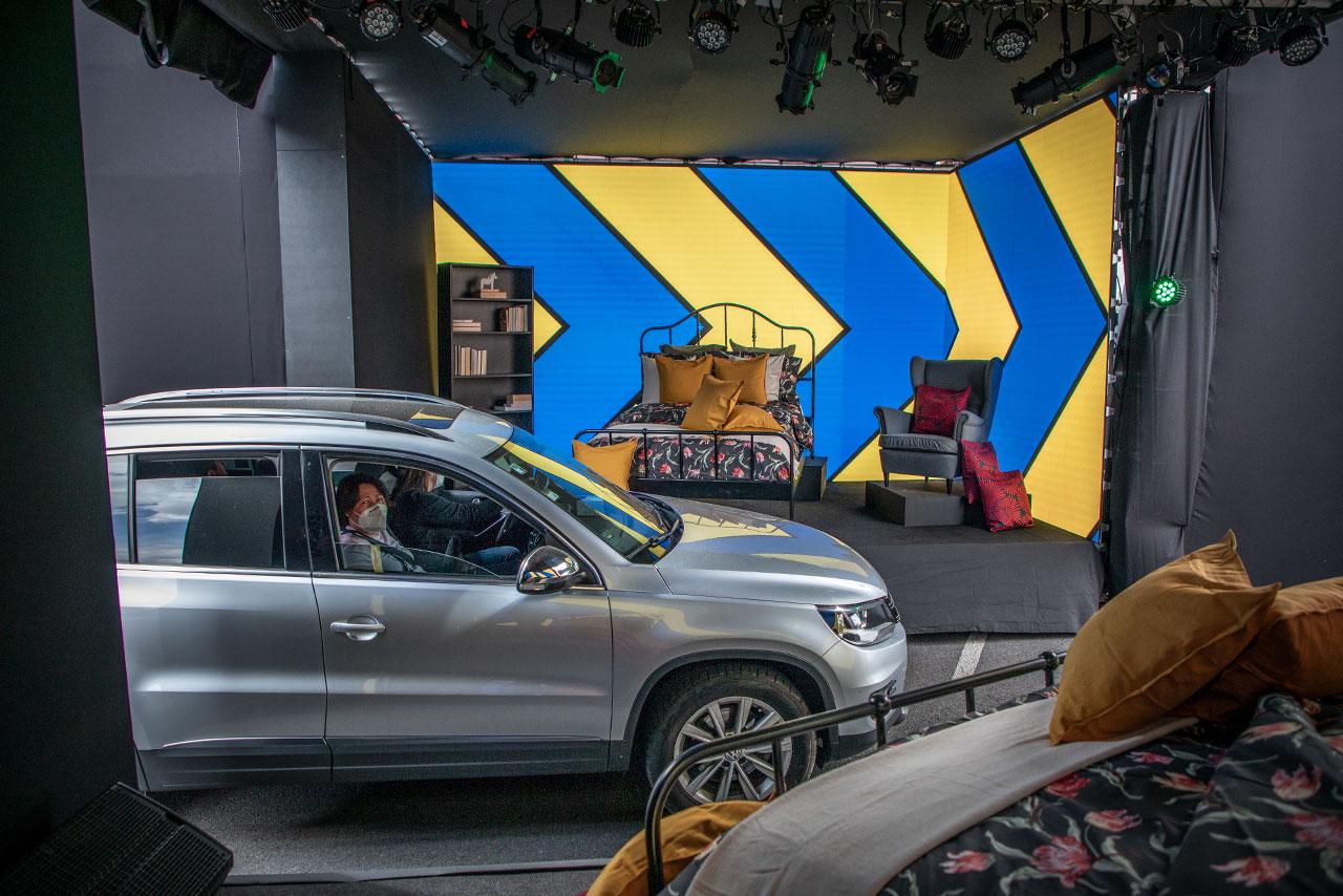 Fotogalería: Reinvención de experiencia Ikea en época de Covid-19