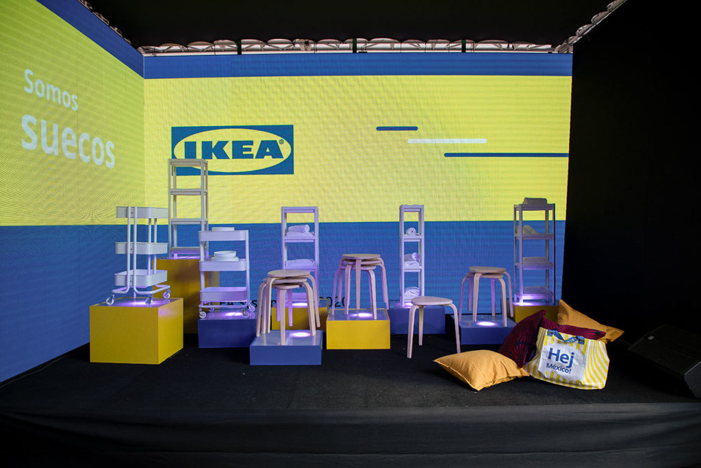 Adelanto de experiencia Ikea