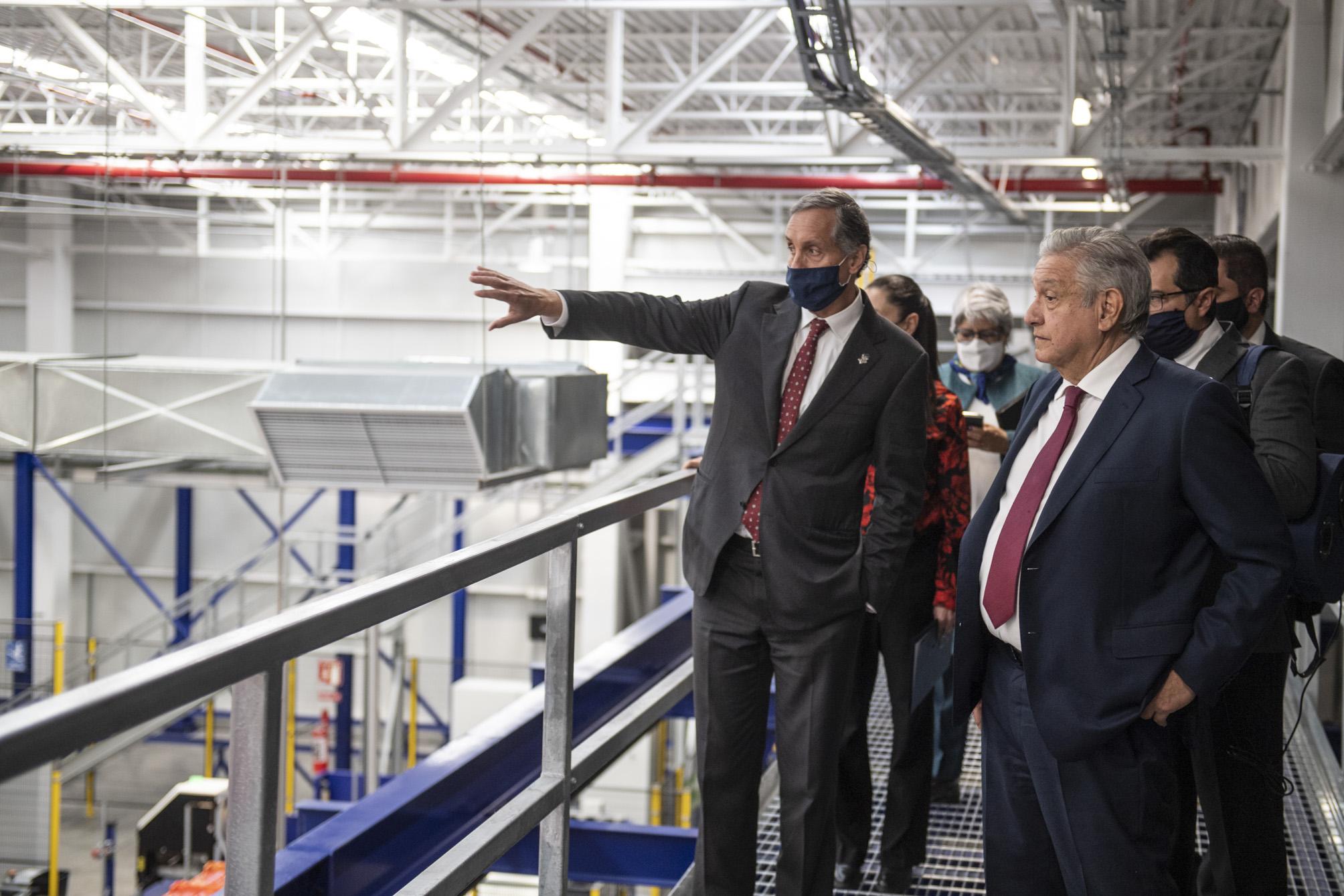 Bimbo invierte 2,720 mdp en centro de distribución en Azcapotzalco