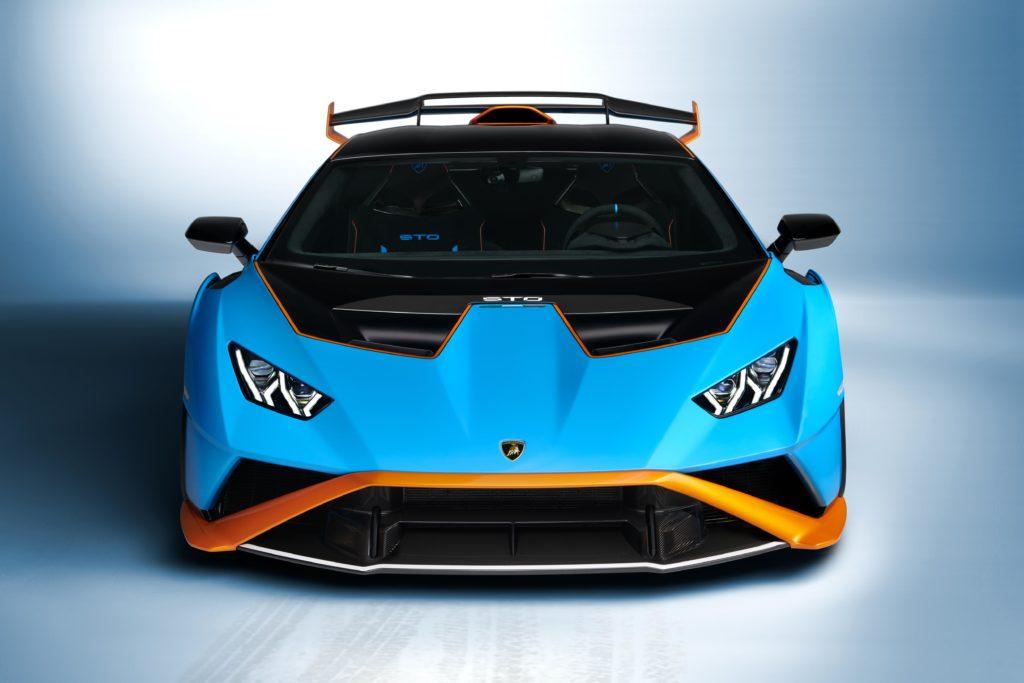 Lamborghini Hurcarán STO hiperdeportivo