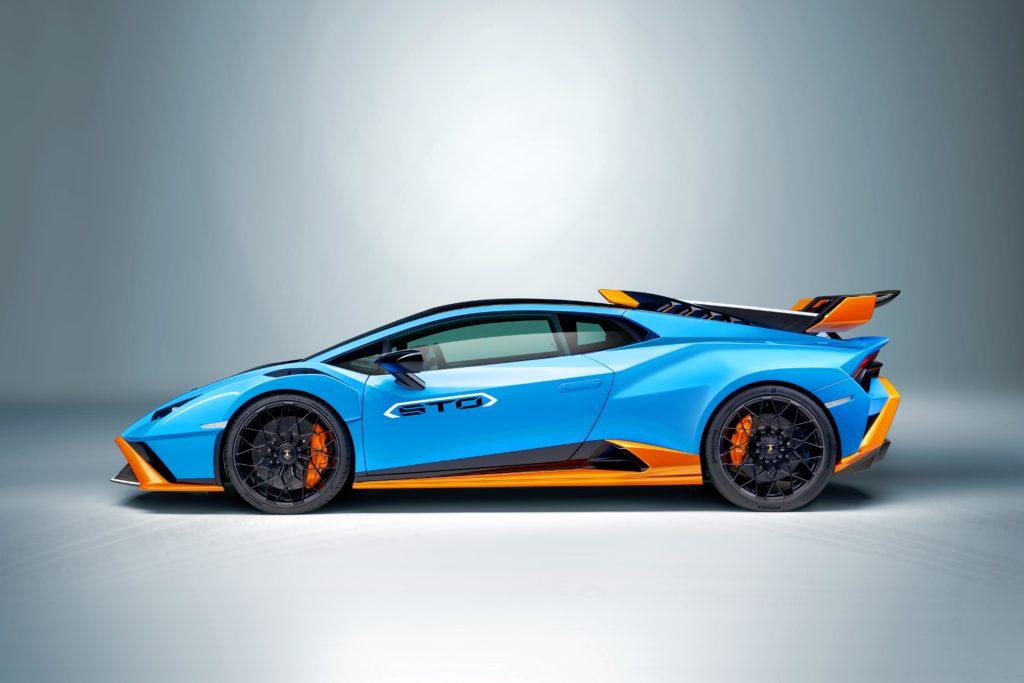 Lamborghini Huracán EVO hiperdeportivo