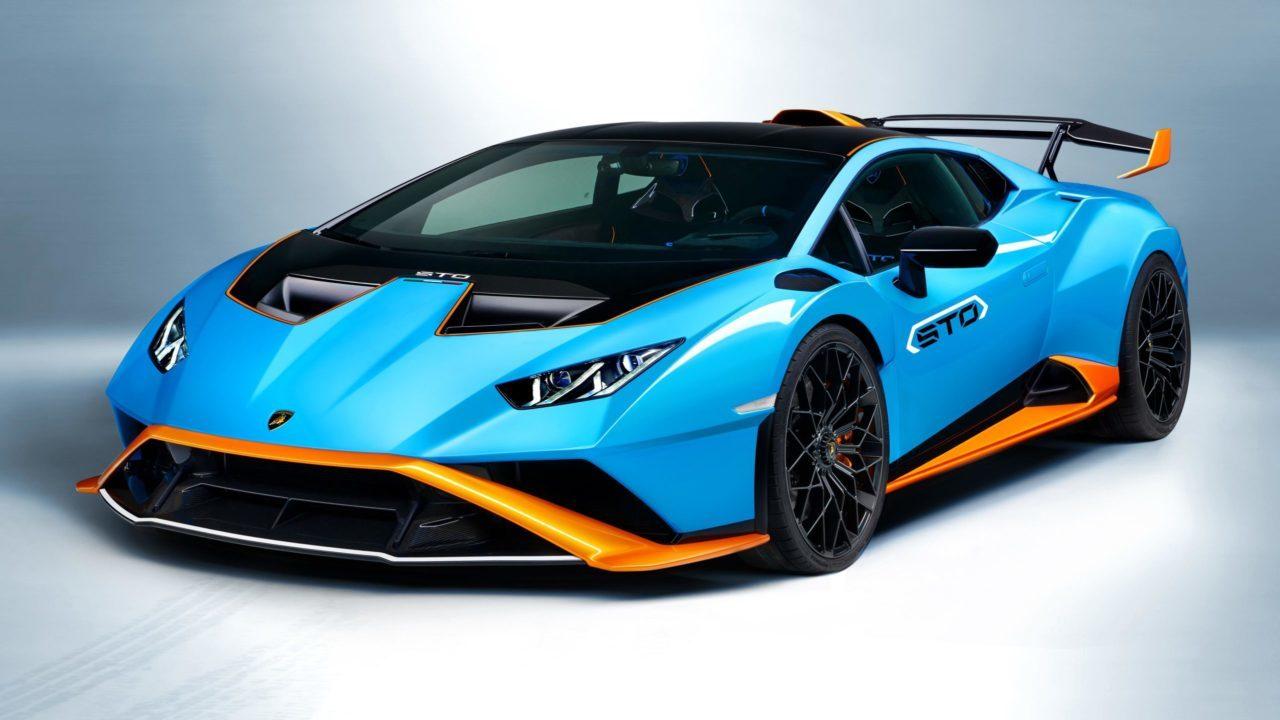 Lamborghini Huracán STO: El lujo de los circuitos llega  a la carretera
