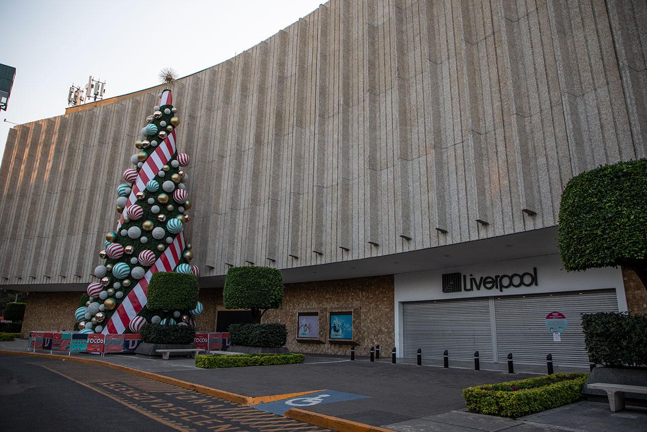 Fotogalería: Triste Navidad en la Ciudad de México por el semáforo rojo