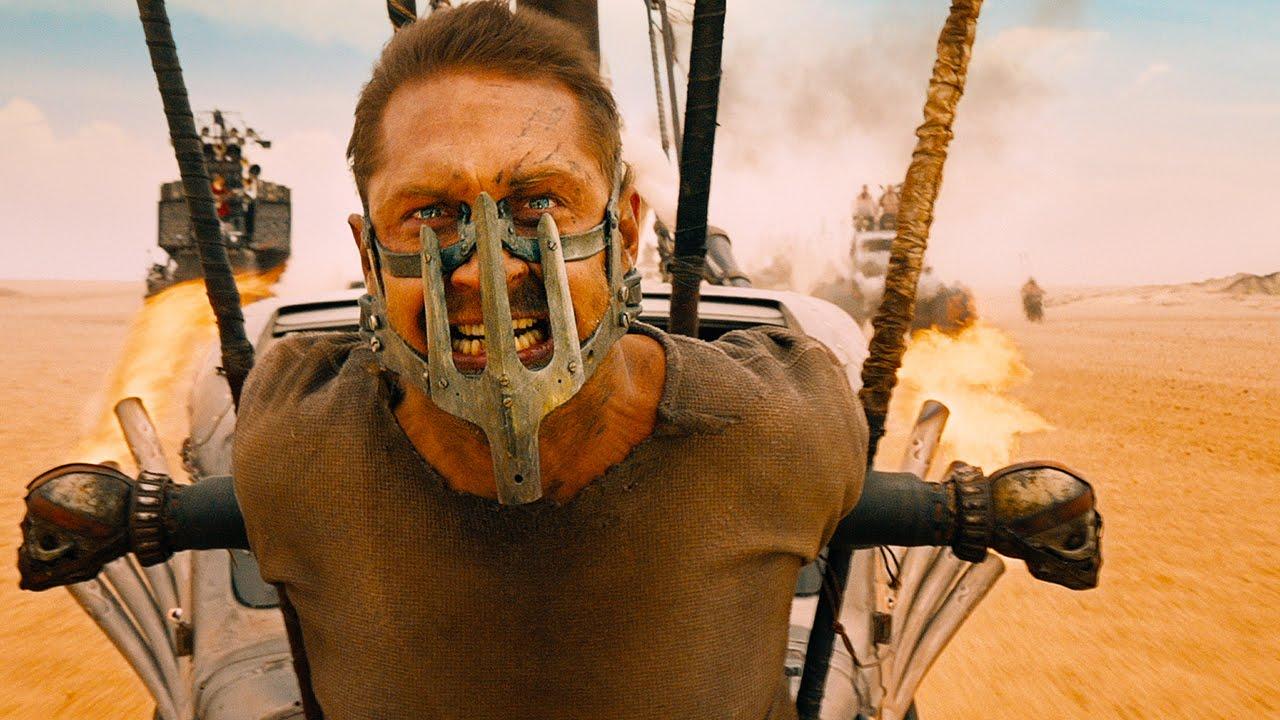 ¡'Mad Max: furia en el camino' ya está disponible en Netflix!